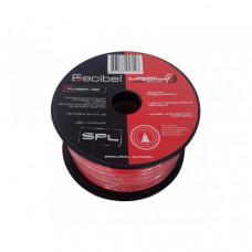 URAL Профессиональный силовой кабель  8GA RED